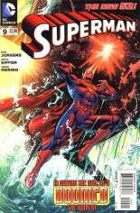 Superman (2011-2016)  #9 Variant A