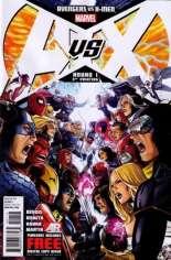 Avengers vs. X-Men (2012) #1 Variant R: 3rd Printing