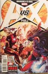 Avengers vs. X-Men (2012) #2 Variant I: 3rd Printing