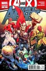 Secret Avengers (2010-2013) #26 Variant C: 2nd Printing