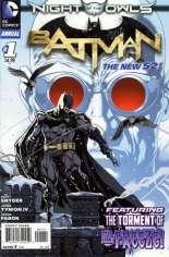 Batman (2011-2016) #Annual 1