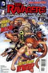 Ravagers (2012-2013) #1 Variant A