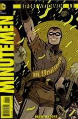 Before Watchmen: Minutemen #1 Variant A