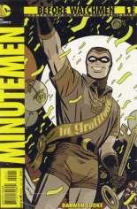 Before Watchmen: Minutemen #1 Variant D: Combo Pack