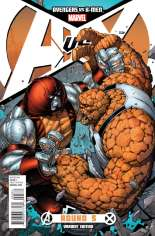 Avengers vs. X-Men (2012) #5 Variant D: 1:25 Incentive Variant