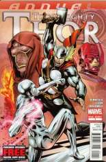 Mighty Thor (2011-2012) #Annual 1 Variant A