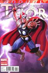 Mighty Thor (2011-2012) #Annual 1 Variant B