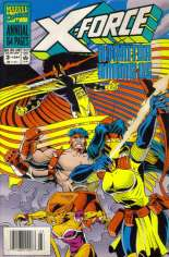 X-Force (1991-2002) #Annual 3 Variant A: Newsstand Edition
