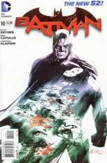 Batman (2011-2016) #10 Variant C: Incentive Cover