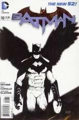 Batman (2011-2016) #10 Variant D: Sketch Cover