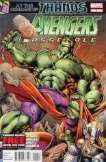 Avengers Assemble (2012-2014) #4 Variant A