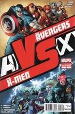 AvX: VS (2012) #1 Variant D: 2nd Printing