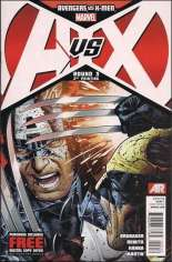 Avengers vs. X-Men (2012) #3 Variant G: 2nd Printing