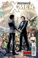 Astonishing X-Men (2004-2013) #51 Variant A