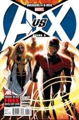 Avengers vs. X-Men (2012) #6 Variant A