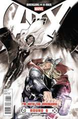 Avengers vs. X-Men (2012) #6 Variant B: Team Avengers Cover