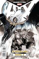 Avengers vs. X-Men (2012) #6 Variant C: Team X-Men Cover