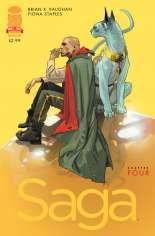 Saga (2012-2018) #4 Variant A