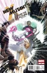 New Mutants (2009-2012) #44 Variant A