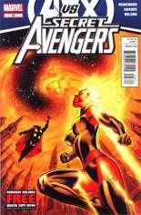 Secret Avengers (2010-2013) #28 Variant A