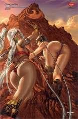 Grimm Fairy Tales: Myths & Legends (2011-2013) #17 Variant D: Phoenix Comic Con Risque Exclusive