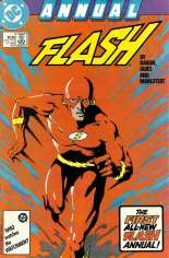 Flash (1987-2009) #Annual 1 Variant B: Direct Edition