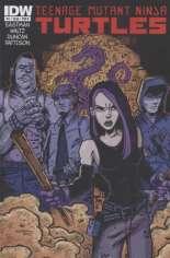 Teenage Mutant Ninja Turtles (2011-Present) #11 Variant B: 1:5 Variant