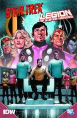 Star Trek/Legion of Super-Heroes #HC