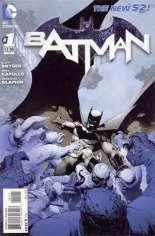 Batman (2011-2016) #1 Variant H: 5th Printing
