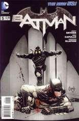 Batman (2011-2016) #5 Variant H: 4th Printing