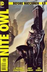 Before Watchmen: Nite Owl #1 Variant A