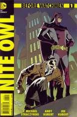 Before Watchmen: Nite Owl #1 Variant B: 1:25 Variant