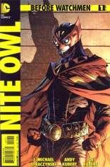 Before Watchmen: Nite Owl #1 Variant C: 1:200 Variant