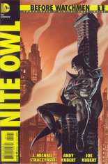 Before Watchmen: Nite Owl #1 Variant D: Combo Pack
