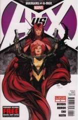 Avengers vs. X-Men (2012) #0 Variant G: 5th Printing