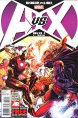 Avengers vs. X-Men (2012) #2 Variant K: 5th Printing
