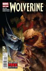 Wolverine (2010-2012) #310 Variant A