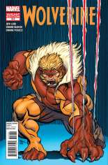 Wolverine (2010-2012) #310 Variant C: Incentive Cover