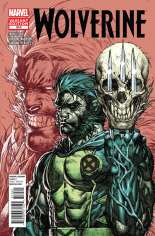 Wolverine (2010-2012) #310 Variant D: 1:100 Variant