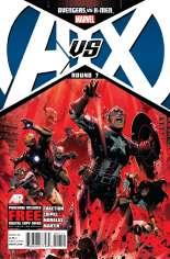 Avengers vs. X-Men (2012) #7 Variant A