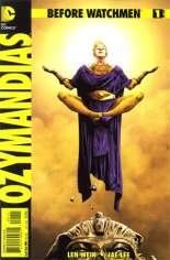 Before Watchmen: Ozymandias #1 Variant A