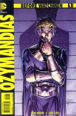 Before Watchmen: Ozymandias #1 Variant C