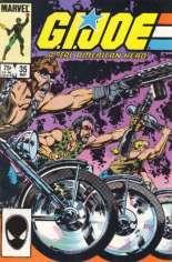 G.I. Joe (1982-1994) #35 Variant C: 2nd Printing