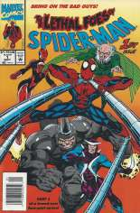 Lethal Foes of Spider-Man (1993) #1 Variant A: Newsstand Edition