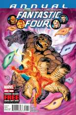 Fantastic Four (2012) #Annual 33 Variant A