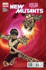 New Mutants (2009-2012) #45