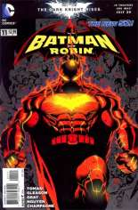 Batman and Robin (2011-2015) #11 Variant A