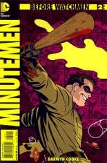 Before Watchmen: Minutemen #2 Variant A