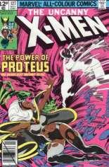 Uncanny X-Men (1963-2011) #127 Variant C: UK Edition