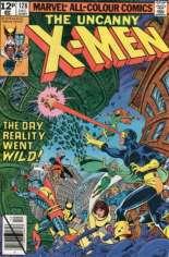 Uncanny X-Men (1963-2011) #128 Variant C: UK Edition